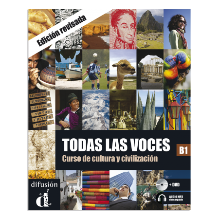 Todas las voces B1 - Student's book