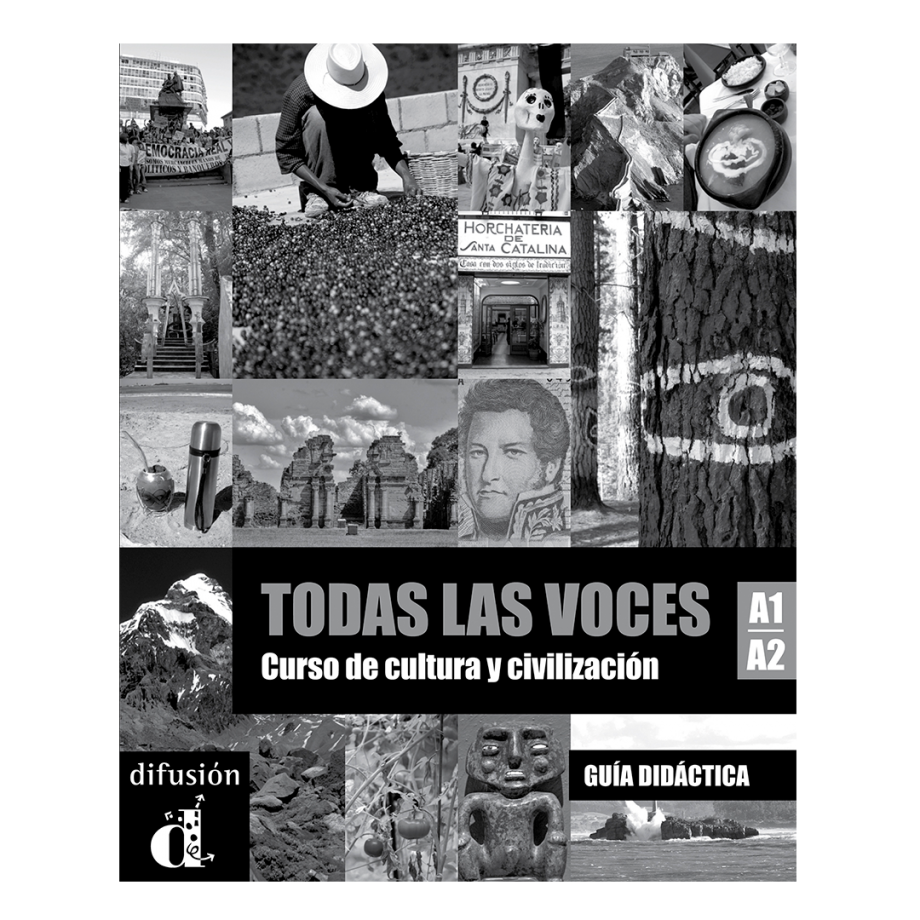 Todas las voces A1-A2 - Educator's book