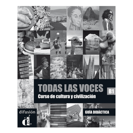 Todas las voces B1 - Educator's book