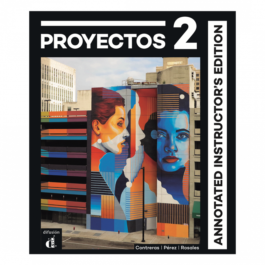 Proyectos 2 - Annotated Instructor's Edition