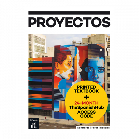 Bundle Proyectos + The Spanish Hub 24 months