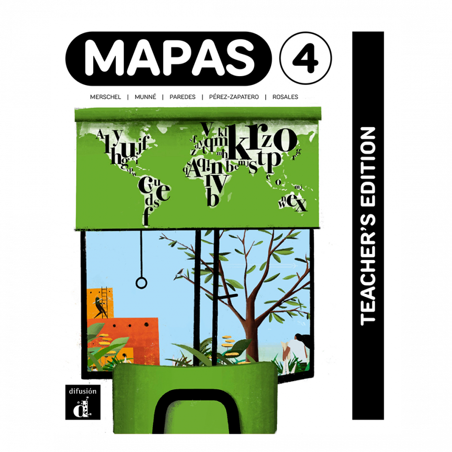 Mapas 4 - Teacher's Edition