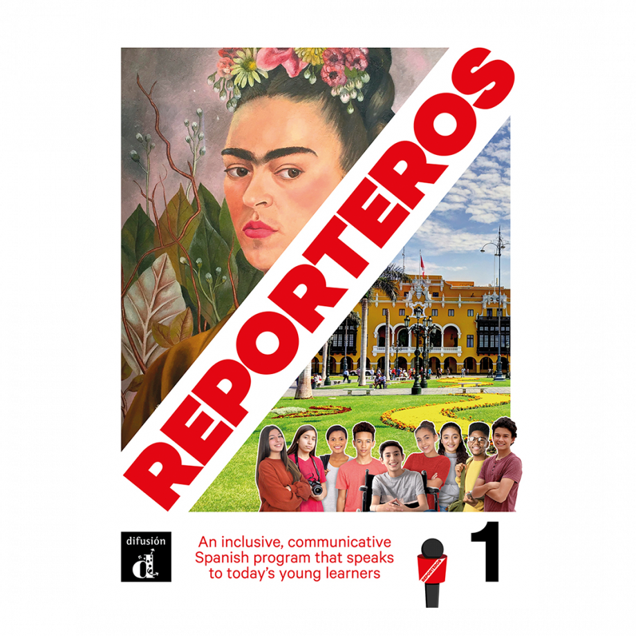 Reporteros 1 - Student Edition Softcover Print